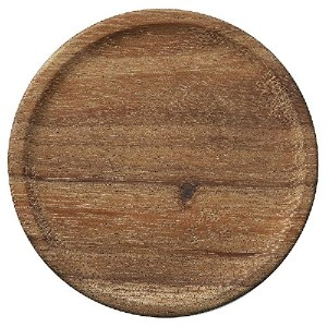 with weck WECK瓶用 WOODEN LID 木蓋 M WW-001M