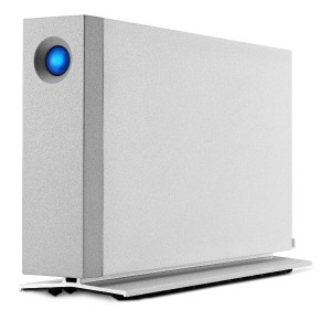 LaCie d2 Thunderbolt 2/USB 3.0 ハードドライブ 7200 RPM アルミニウム Apple iMac MacBook TimeMachine対応 最大20Gb/s...