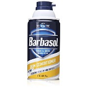 Barbasol Skin Conditioner Thick and Rich Shaving Cream for Men, 6 Ounce by Barbasol [並行輸入品]