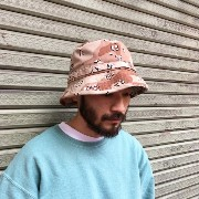 FUCT SSDD MILITARY JUNGLE HAT 48908(ミリタリーハット)