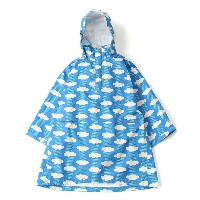 Columbia(コロンビア) Spey Pines Youth Poncho Kid's M 485(Harbor Blue Pattern) PY1012