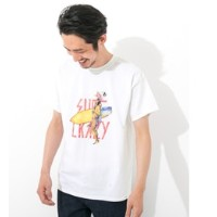 Sonny Label MAGIC NUMBER SURF CRAZY 別注T-SHIRTS【アーバンリサーチ/URBAN RESEARCH Tシャツ・カットソー】