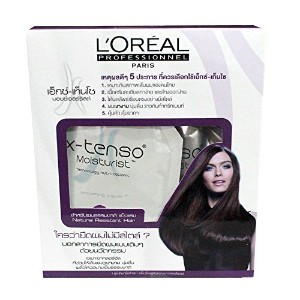 L'oreal X-tenso Straightener Cream Straightening Hai For Natural Resistant Hair [並行輸入品]