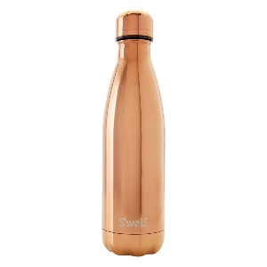 S'well Insulated Stainless Steel Water Bottle 17 Oz. Rose Gold by Swell
