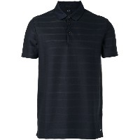 Boss Hugo Boss - striped polo shirt - men - コットン - L
