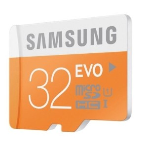 Samsung 32GB 48MB/S Class 10 Micro SDHC Card for Mobile Phone and Smartphone