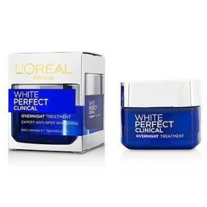 (L Oreal Paris) L Oreal Paris White Perfect Laser Turn-Around Overnight Treatment 50ml