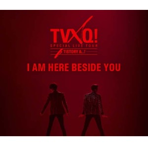 在庫品 [PHOTOBOOK] 東方神起 TVXQ! SPECIAL LIVE TOUR T1ST0RY / I AM HERE BESIDE YOU' PHOTOBOOK [公式写真集]...