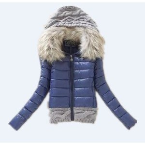Hqt! New Arrivals Winter Jacket Women Fashion Slim Big Fur Collar Warmth Casual Down Coat H229