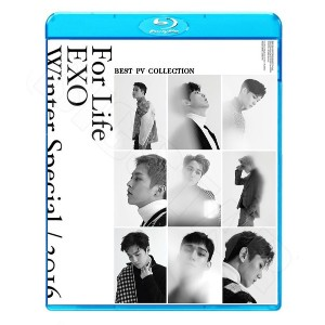 【Blu-ray】☆★EXO BEST PV COLLECTION★BEST PV/SOLO UNIT/EXO TEASER/ETC【エクソ スホ チャンヨル ベクヒョン ディオ シウミン チェン...