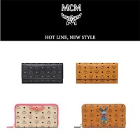 ★MCM財布60種★財布★【EMS 送料無料 】★【MCM 正規品】★WALLET COLLECTIONS ★