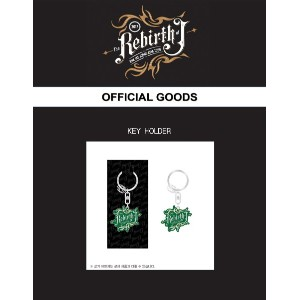 JYJ キム・ジェジュン 2017 THE REBIRTH OF J ASIA TOUR 公式コンサートグッズ   KEY HOLDER