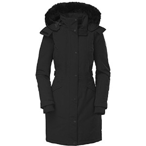 The North Face Tremaya Down Parka Womens (Small  TNF Black)