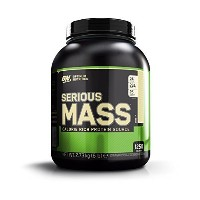 [アメリカ直送] Optimum Nutrition Serious Mass