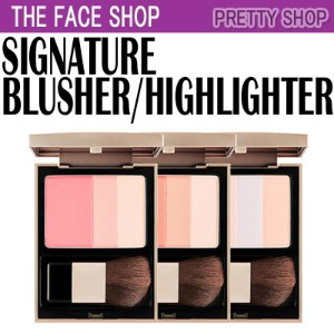 ★The Face Shop★ Signature Blusher Highlighter (g)