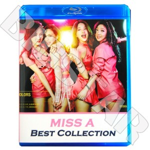 【Blu-ray】【★メール便不可☆】☆★MISS A BEST Collection ★Only You Love Song Hush Bad Girl Good Girl☆K-POPブルーレイDi...