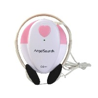 Fetal Doppler Baby Heart Rate Monitor (Factory Direct - Angelsounds JPD-100S)