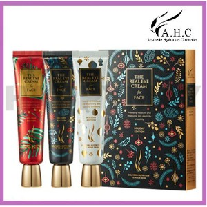 【AHC】★送料無料1+1+1★ ザ リアルアイクリーム For フェイス4 (限定版)30ml+30ml+30ml/THE REAL EYE CREAM FOR FACE Limited...