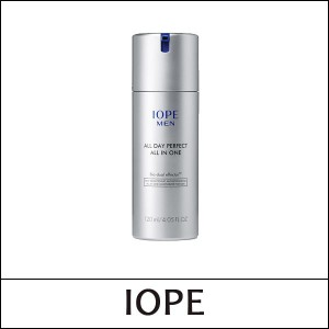 [IOPE] Men All Day Perfect All In One 120ml / Toner + Emulsion + Essence All in One / for men