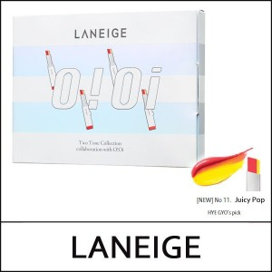 [LANEIGE] ★ Sale 20% ★ Two Tone Collection Collaboration with O!Oi (Bracelet) [#11 Juicy Pop] / Two...