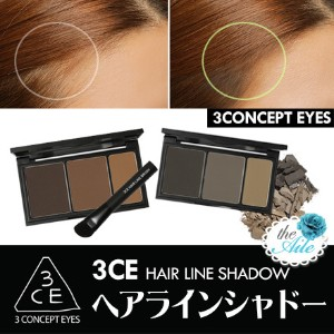 [3CE/3CONCEPT EYES] 3CE ヘアラインシャドー Hair line Shadow 2 color