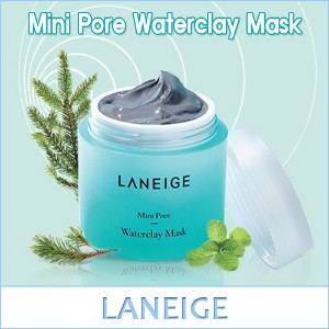 [LANEIGE] Mini Pore Waterclay Mask 70ml / Pore care clay mask / Gel type clay / Mud Pack