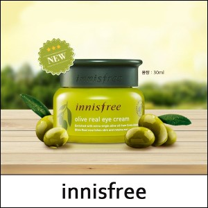 [INNISFREE] Olive Real Eye Cream 30ml / Moisture eye cream