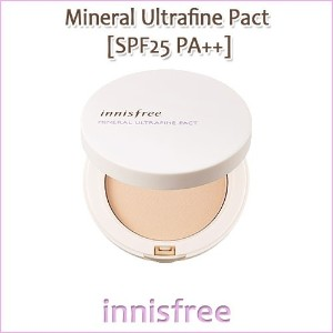 [INNISFREE] Mineral Ultrafine Pact SPF25 PA++ 11g / Mineral Powder Pact Renewal / Compact Powder ...