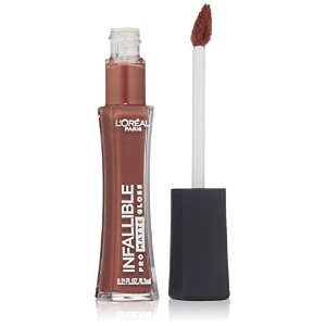 (L Oreal Paris) L Oreal Paris Cosmetics Infallible Pro-Matte Gloss