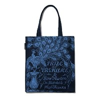 (Out of Print) Out of Print Pride and Prejudice Tote Bag  15 X 17 Inches