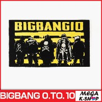 BIGBANG - BIGBANG BIG TOWEL[BIGBANG THE CONCERT 0.TO.10 MD][公式グッズ][YG]