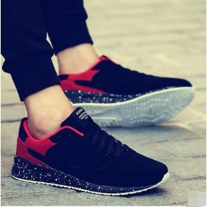 2016 new autumn winter men s sports shoes running shoes for the influx of tide Agan shoes