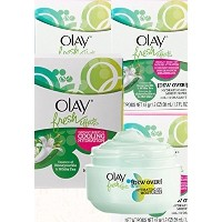 Olay Fresh Effects Hydrating Gel Moisturizer Dew Over - (Pack of 2)