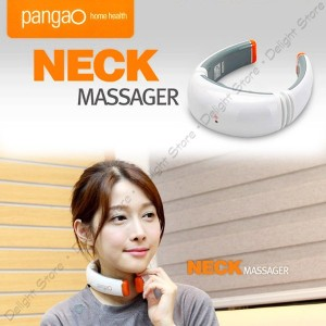 [Pangao] new neck massager pg-2601b8 best price sale home health vibration