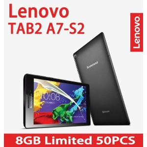 [CNY SUPER GIFT!] Lenovo TAB 2 A7-S2 (A7-20F) Tablet 8GB / FREE GIFT 8GB Limited 50PCS / Quad Core...