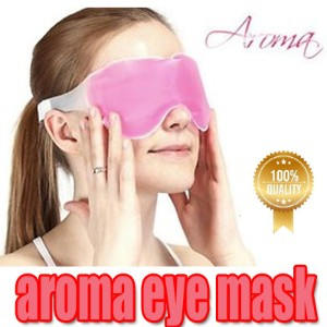 Herbal aroma Steam Eye Mask/Eye SPA Alleviate dark circles and eyebags and /Aromatherapy hot steam...