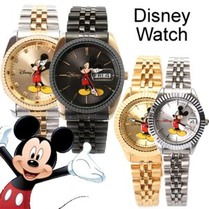 [HowRU]? Disney Watch ? Man Woman Couple Watch Disney Official Licensed Product / Christmas / gift