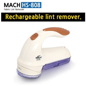 [MACH powerful rechargeable lint remover] 3Lv removal conditioning / ★ Like new clothes of old ★ HS...