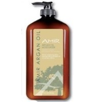 [アメリカ直送]Amir / Amir Argan Oil Body Moisturizer Lotion with Acai Berry extract / 18 fl.oz (Mega Size)