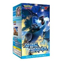 Pokemon Cards XY Wild Blaze Booster Box / 30 Booster Packs (5 Random Cards per a Pack) / Genuine...
