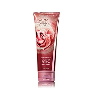 [アメリカ直送]Bath & Body Works Warm Vanilla Sugar Triple Moisture Body Cream 8 oz