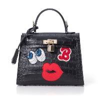 ★【PLAYNOMORE正規品】★【EMS 送料無料 】★Be Shy Girl Bag BLACK★