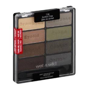 Wet n Wild Color Icon Collection Eyeshadow Set Comfort Zone