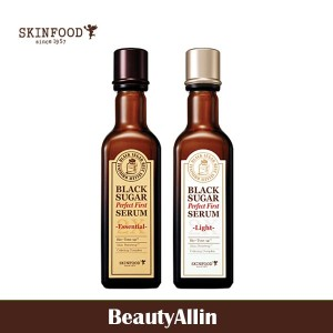 Skinfood - Black Sugar Perfect First Serum 2X Light / Black Sugar Perfect First Serum 2X Essential