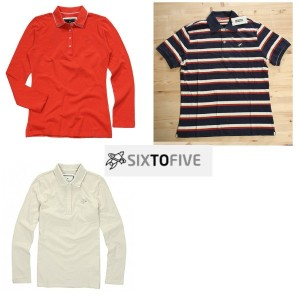[RAIN] SIX TO FIVE- POLO PK Tシャツ SALE