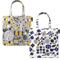 ROOTOTE ルートート トートバッグ スクエア 2015SS-Eco lami2356