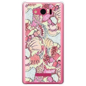 Coverfull フラワー ワークス (クリア) / for AQUOS PHONE Xx mini 303SH/SoftBank SSH303-PCNT-212-M767 SSH303-PCNT-