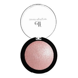 Elf e.l.f. Studio Baked Highlighter 83705 Pink Diamonds 0.17 OZ (5g)