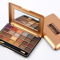 Miss Rose 24 Color Nude Eyeshadow Palette Makeup Matte Eye Shadow Palette Make Up Shimmer Eyeshadow