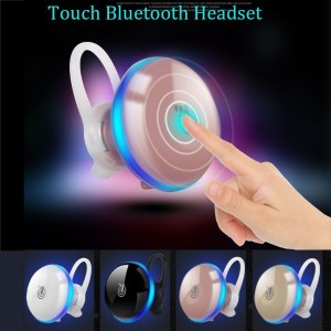 Mini Wireless Bluetooth Headset Sport Fashion Earphones and Headphone Noise Canceling stereo For...